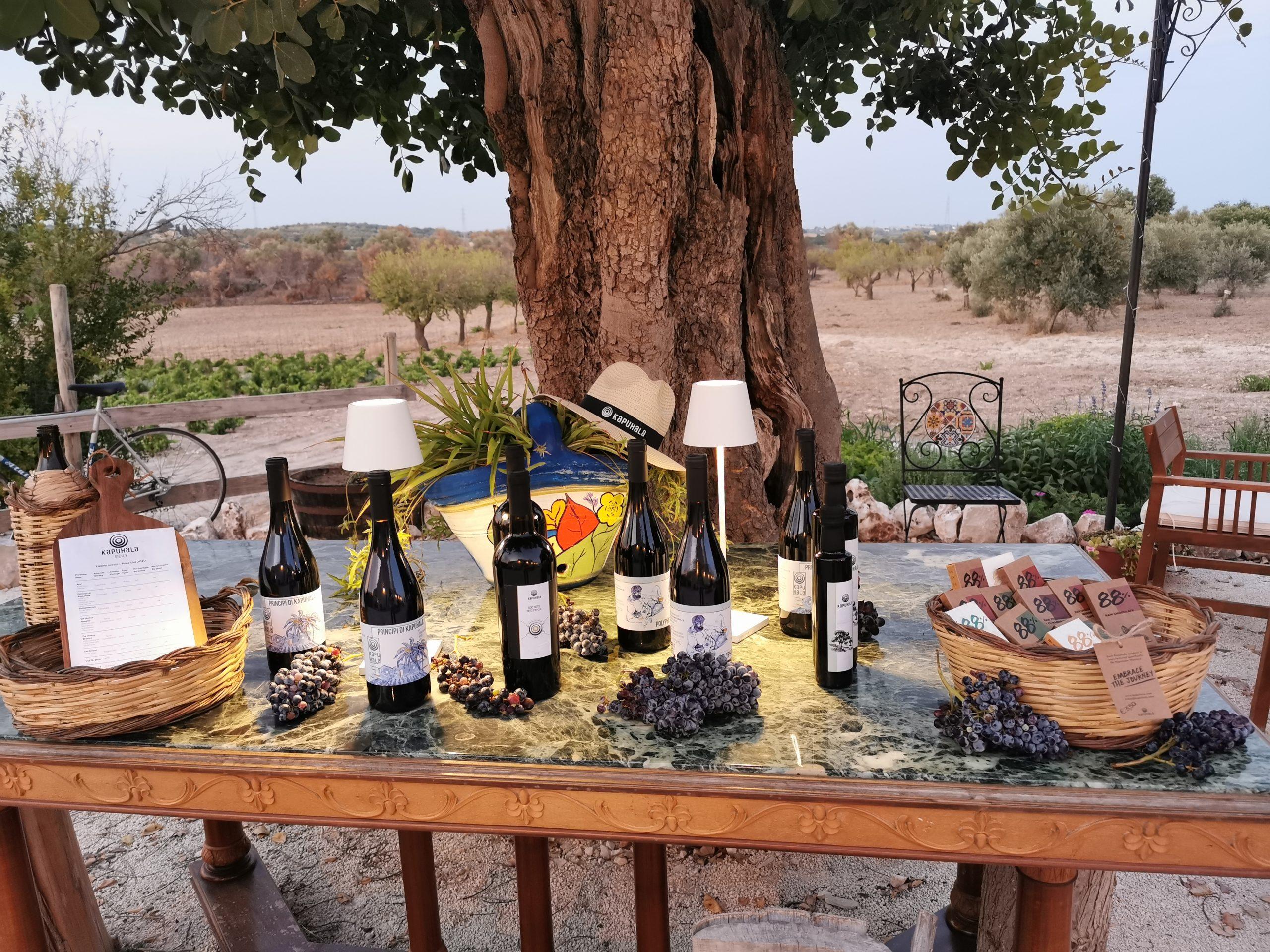 Kapuhala Wine